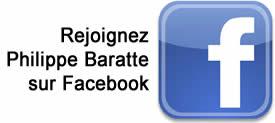 Rejoignez Philipppe Baratte sur Facebook