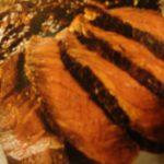 R ti de b uf 800 g cuisson basse temp rature - Cuisine basse temperature philippe baratte ...