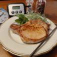 Tweet Pour 4 personnes Cuissonbasse température : 55 min environ Température à cœur: 68°C Ingrédients Côtelettes de porc (env. 200 g/pièce): 4 Huile ou beurre à rôtir: 2 cuillerées à […]