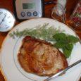 Tweet Pour 4 personnes Cuissonbasse température : 50 min environ Température à cœur: 60°C Ingrédients Steaks de veau dans le faux-filet (env. 200 g/pièce): 4 Huile ou beurre à rôtir: […]