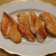 Tweet Pour 4 personnes Cuisson: 50 min env. (68°C à cœur) Ingrédients: Blancsde poulet (env. 180g. / pièce): 4 Huile ou beurre à rôtir: 2 cuillérées à soupe Sel: ¾ […]