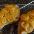 Tweet Un subtil mélange entre le poulet, le citron, le miel, l'huile d'olive et de fineslamelles de kumquats fondantes…A découvrir absolument! Anita deCannes quiatout pleind'agrumes danssa vérandapartage avec noussa délicieuse […]
