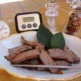 Tweet  Pour 4 personnes Cuisson: 15 min env. Tenue au chaud: Possibilité d'au moins2 heures Ingrédients Émincé de bœuf dans le filet: 800 g Huile ou beurre à rôtir: […]