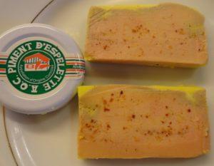 Terrine de foie gras mi cuit au piment d espelette cuisson basse temp rature - Temperature cuisson foie gras ...