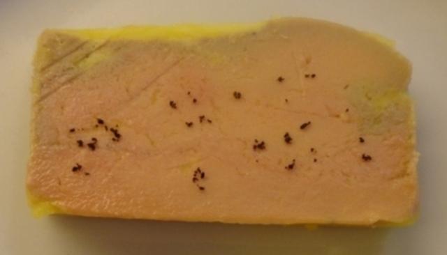 terrine de foie gras mi cuit la vanille cuisson basse temp rature. Black Bedroom Furniture Sets. Home Design Ideas