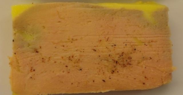 Terrine de foie gras mi cuit aux pices pain d pices cuisson basse temp rature - Temperature cuisson foie gras ...