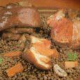 Tweet Jambonneauxmoelleux et lentilles fondantes… Un régal! Pour optimiser cette cuisson longue, réaliser davantage de préparation et en mettrepar portion au congélateur. Pour 4 personnes Préparation: 25 min Cuisson : […]