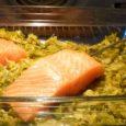 Tweet      Saumon, poireaux, curry… ça sonne bien! Le légume est prêt en même temps que le poisson, c'est pratique. Vous pouvez ajouter des pommes de […]